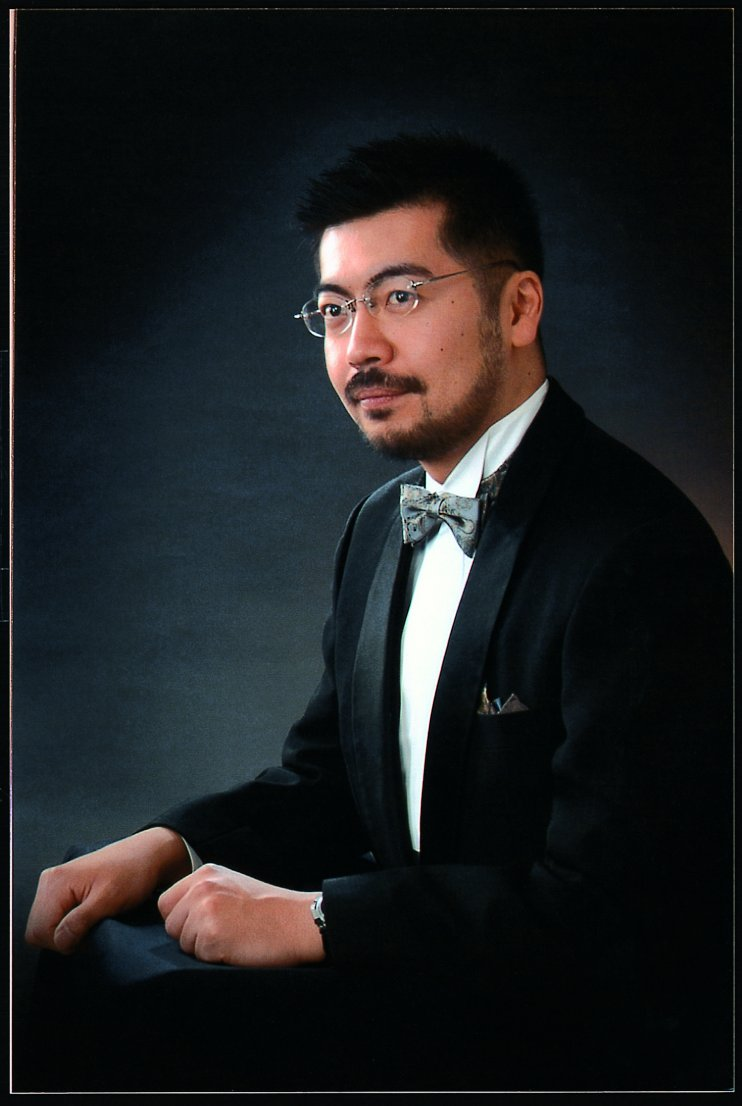 荒尾岳児(ピアノ) 写真